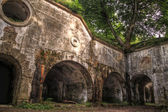 Przemysl fortifications ruins — Stock Photo