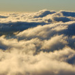 Clouds in mountains — Stock Photo #5553527