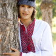 Cossack in national ukrainidress — Stock Photo #6299566