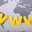 World wide web — Stock Photo #6077346