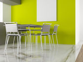 Interior kitchen — Stock Photo