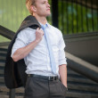 Young business man — Stock Photo #5594726