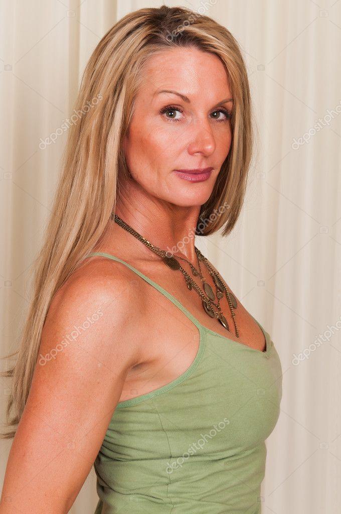 Фото зрелой блондинке 18 фотография