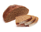 Black bread — Stock Photo
