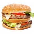 Hamburger — Stock Photo #6194417