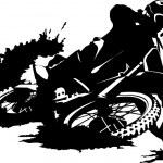 Hero track — Stock Vector #5857732