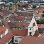Sibiu Transylvania Romania — Stock Photo