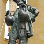 Sculpture at Hohenschwangau — Stock Photo #5994348
