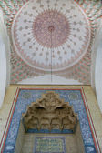 Décoration de plafond de mosquée à sarajevo — Photo