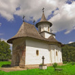 Church of christian monastery - Stock Photo
