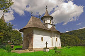 Church of christian monastery — Stock Photo