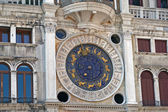 Clocktower in Venice Venezia — Stock Photo