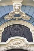 バロック建築の細部 — ストック写真