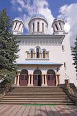 Saint Nicholas (Nicolae) church in Chernivtsi Cernauti Ukraine — 图库照片
