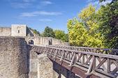 中世纪堡垒 — 图库照片