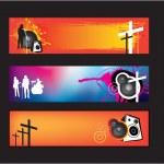 Постер, плакат: Christian modern music