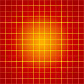 Red Grid — Stock Photo