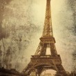 Eiffel tower — Stock Photo #5923861