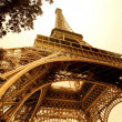 Royalty-Free Stock Photo: Vintage eiffel tower