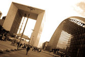 La defense Arch — Foto Stock