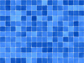 Blue Tile Background — Stock Photo