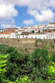 пейзаж mertola, к югу от португалии. — Стоковое фото