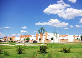 Evora quartier, Portugal. — Stock Photo