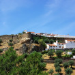 Landscape of Alegrete village, Portugal. — Stockfoto