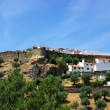 Landscape of Alegrete village, Portugal. — Stock Photo