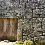 Texture of granite wall. — Stock Photo #6630662