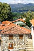 Melgaco, деревня в регионе minho, португалия. — Стоковое фото