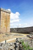 Corvara kasteel in het noorden van portugal. — Stockfoto