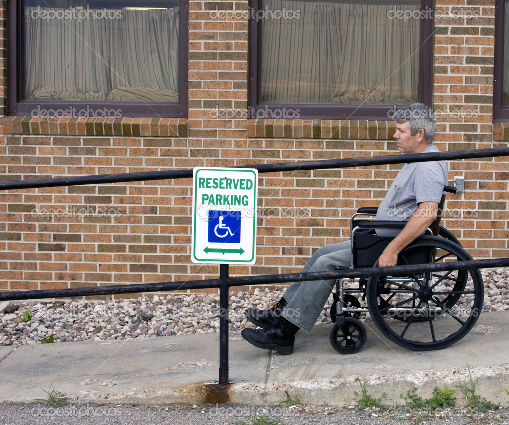 Wheelchair Ramp Stock Photo Dcwcreations 6393911
