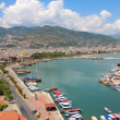 Alanya harbour - Stock Photo