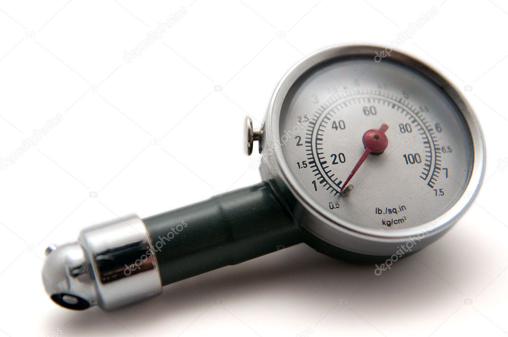 Car gauge — Stock Photo #6684179