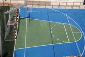 Dubrovnik, basketball court — Stock Photo
