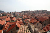 View of Old City of Dubrovnik, Croatia — Stock Photo