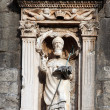 St. Blaise patron of Dubrovnik — Stock Photo #5780089