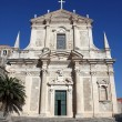 Jesuit church of St. Ignatius, Dubrovnik, Croatia — Foto Stock