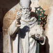 St. Blaise patron of Dubrovnik — Stock Photo #5780398