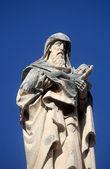 Dubrownik katedry - simon proroka — Zdjęcie stockowe