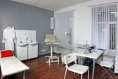 Gynecologist's office — Stock Photo