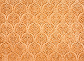 Wall Carvings in the Alhambra of Granada, Spain — Stock Photo