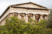 Temple of Hephaistos (Hephaisteion) in the Ancient Agora, Athens — Stock Photo