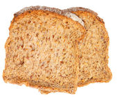 Multicorn bread — Stock Photo
