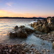 Rocky Adriatic — Stock Photo #5442341