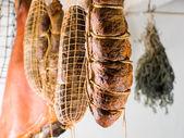 Mięso smoket — Zdjęcie stockowe
