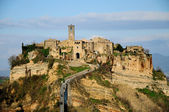 Civita di Bagnoregio — Stock Photo
