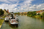 Regensburg (Germany) — Stock Photo