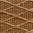 Wicker basketry — Stock Photo